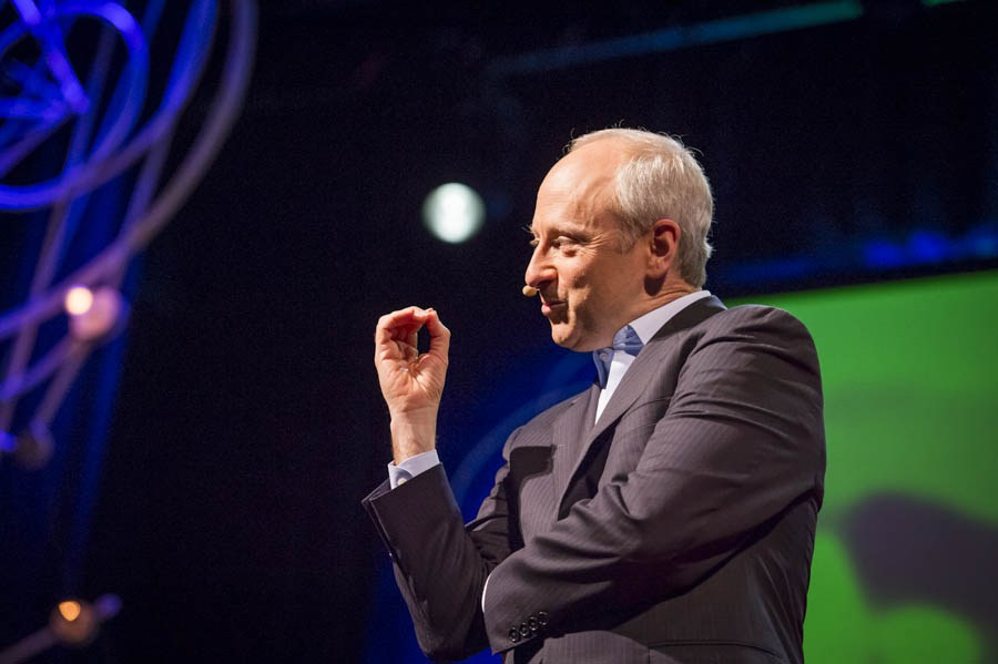 The real price of market values: Michael Sandel at TEDGlobal 2013