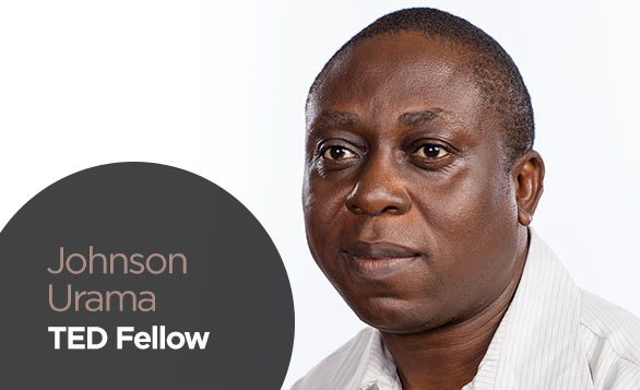 The moon's path is full of thorns: Fellows Friday with Johnson Urama