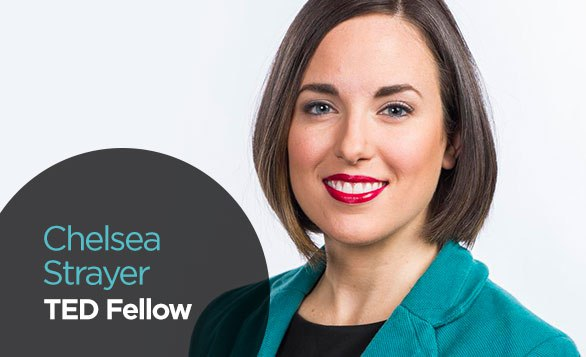 Why belonging matters: Fellows Friday with Chelsea Shields Strayer