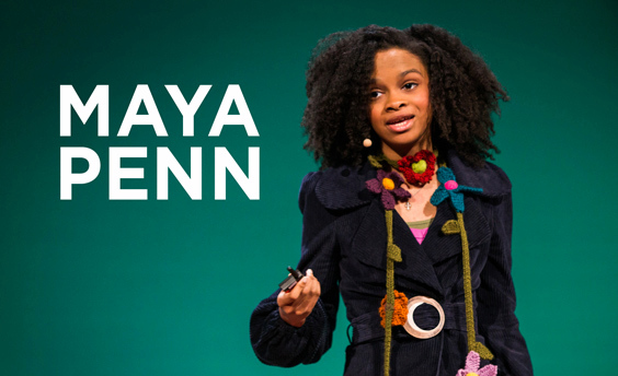 This 13-year-old entrepreneur is out to change the world: A Q&A with Maya Penn