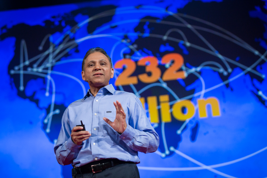 The incredible economic potential of sending money home: Dilip Ratha at TEDGlobal 2014