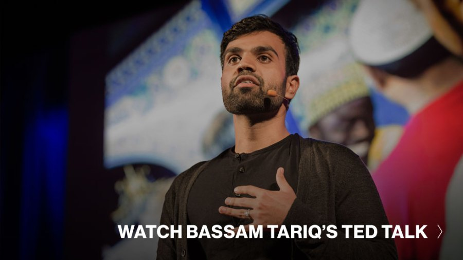 Filmmaker, blogger … butcher? How TED Fellow Bassam Tariq works to upend conventional views of Muslim life