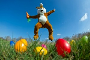 Easter Marketing Spend on the Upswing This Year