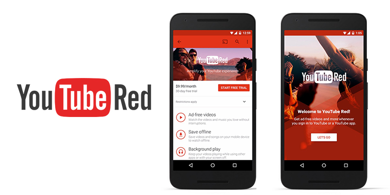 YouTube Enters Top Grossing Apps as Red Takes Off
