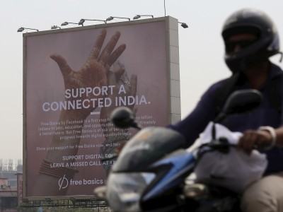 India's Net Neutrality Ruling Outlaws Facebook's Free Basics