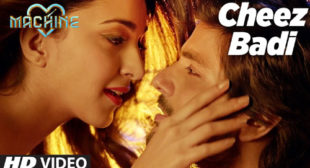 Cheez Badi Lyrics – Neha Kakkar