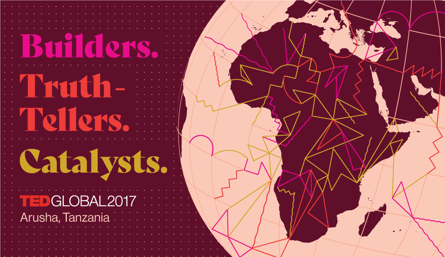Sneak preview lineup unveiled for Africa's next TED Conference