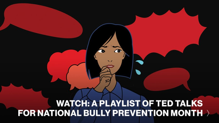 Monica Lewinsky's Favorite TED Talks to Help Prevent Bullying