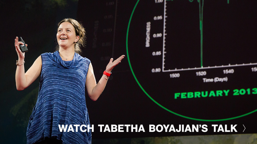 New clues about the most most mysterious star in the universe, and more news from TED speakers