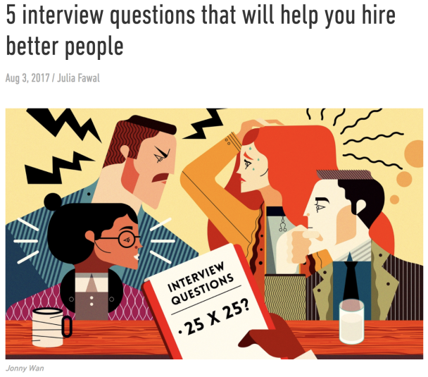 The Big Idea: How to find and hire the best employees